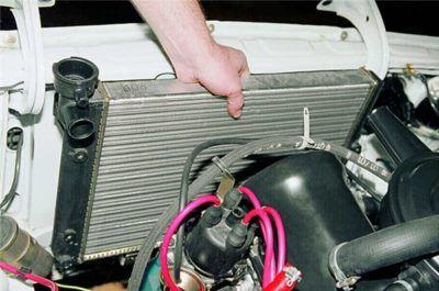 Диагностика охлаждения автомобиля