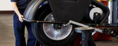 Отбалансировать колеса в Минке