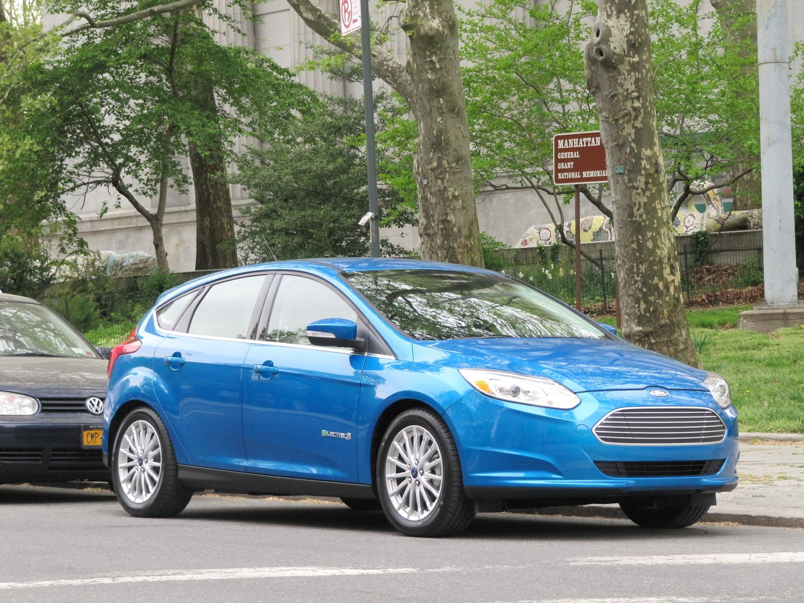 Ford Focus Electric ремонт в Минске