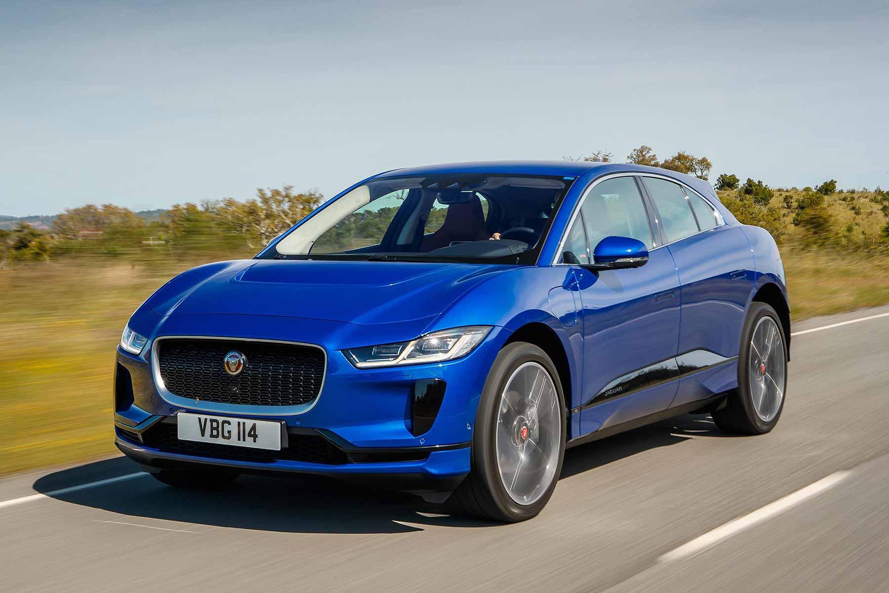Jaguar I Pace ремонт в Минске