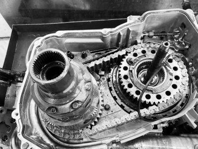 Диагностика АКПП Chevrolet