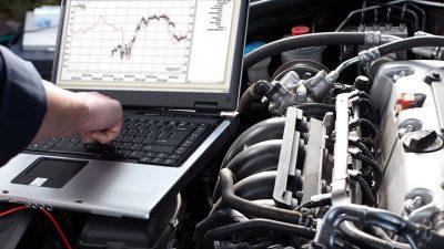 Диагностика дизельных двигателей Chery