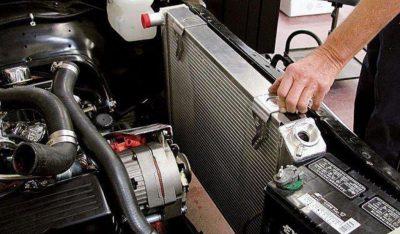Диагностика системы охлаждения Chevrolet