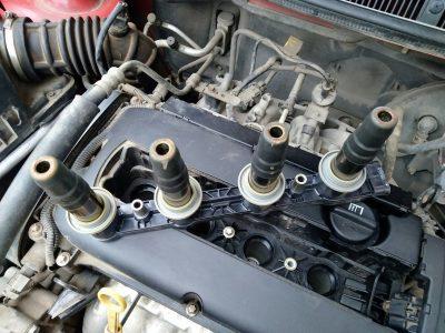 Замена свечей зажигания Chevrolet
