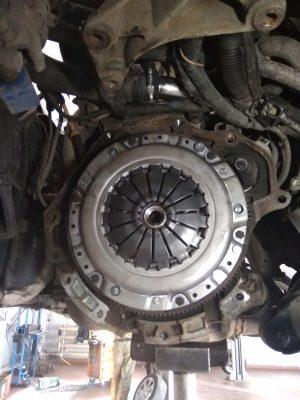 Замена сцепления Chevrolet