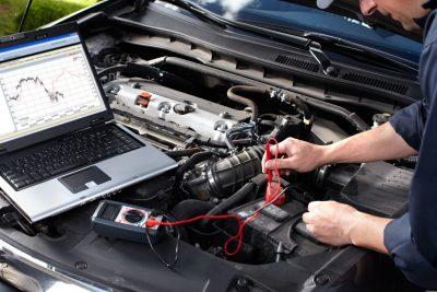 Диагностика бензиновых двигателей Chery