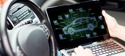 Компьютерная диагностика систем автомобиля Cadillac