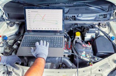 Компьютерная диагностика систем автомобиля Chery