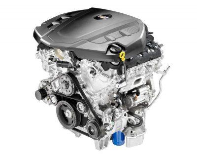 Ремонт бензиновых двигателей Cadillac