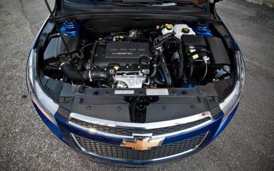 Ремонт бензиновых двигателей Chevrolet