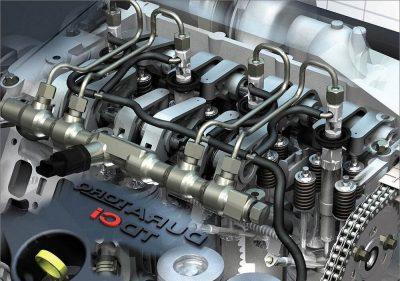 Ремонт дизельных двигателей Chery