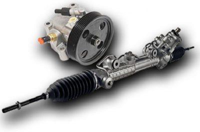 Ремонт рулевого управления Chevrolet