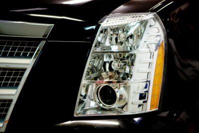 Ремонт фар и осветительных приборов Cadillac