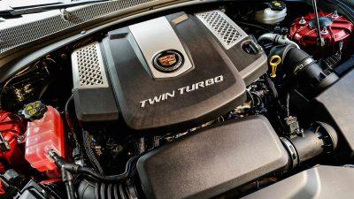 Ремонт электронной части двигателя Cadillac