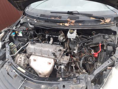 Ремонт электронной части двигателя Chery