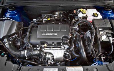Ремонт электронной части двигателя Chevrolet