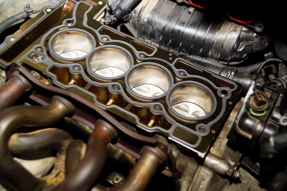 Ремонт электронной части двигателя Peugeot