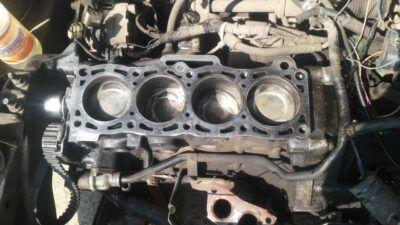 Замена ГБЦ Mazda