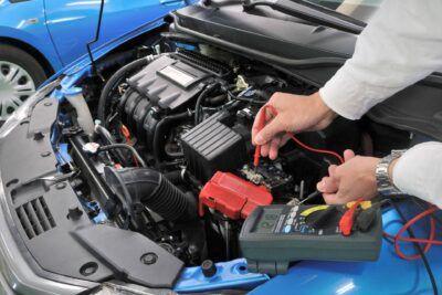 Диагностика электрооборудования Acura