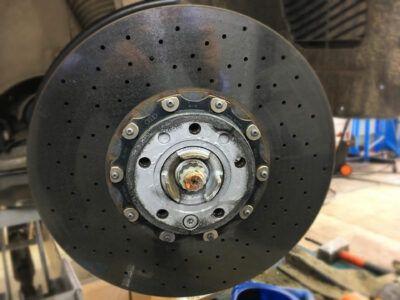 Ремонт тормозной системы Chrysler