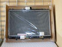 Замена радиатора охлаждения Mitsubishi