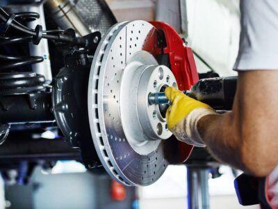 Диагностика тормозной системы Ford