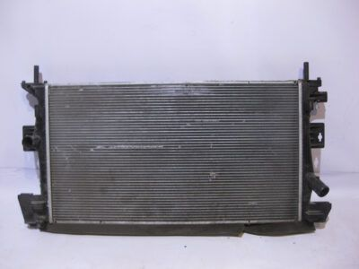 Замена радиатора охлаждения Ford