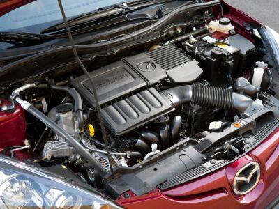 Ремонт бензиновых двигателей Mazda