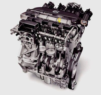Диагностика дизельных двигателей Mazda