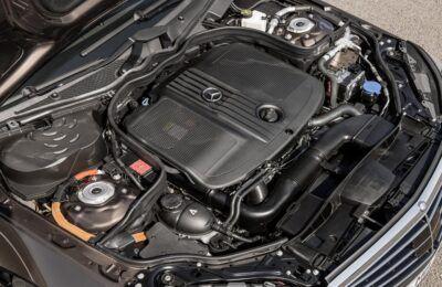 Ремонт гибридных двигателей Mercedes