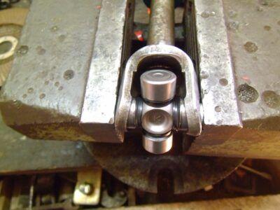 Замена рулевых крестовин Ford