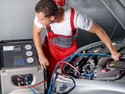 Диагностика систем кондиционирования Renault