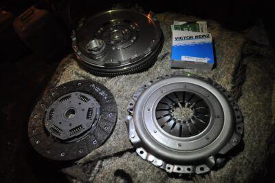 Замена сцепления Mercedes