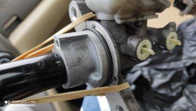 Замена главного тормозного цилиндра Acura