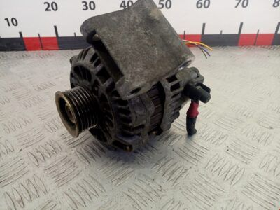Ремонт генератора Mazda