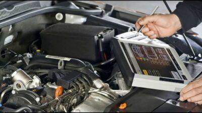 Компьютерная диагностика двигателя Acura
