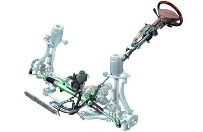 Ремонт рулевой рейки Mercedes