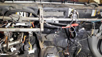 Замена радиатора печки Renault