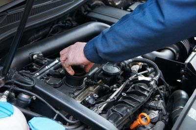 Диагностика бензиновых двигателей Aston Martin