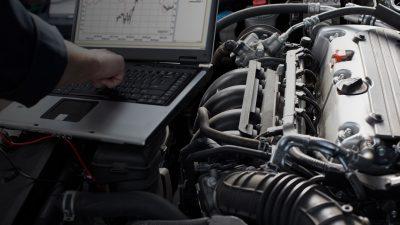 Диагностика бензиновых двигателей Citroen