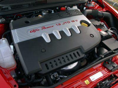 Диагностика дизельных двигателей Alfa Romeo