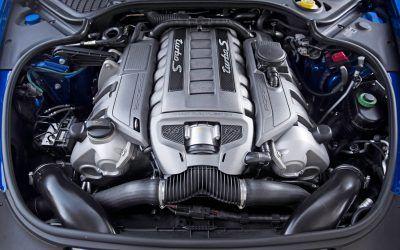 Диагностика дизельных двигателей Aston Martin