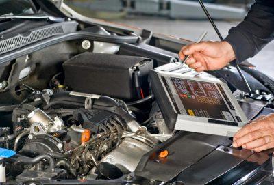 Диагностика дизельных двигателей Citroen