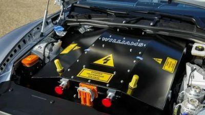 Диагностика электрооборудования Aston Martin