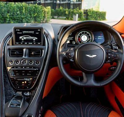 Диагностика Aston Martin