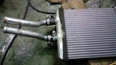 Замена радиатора печки Alfa Romeo
