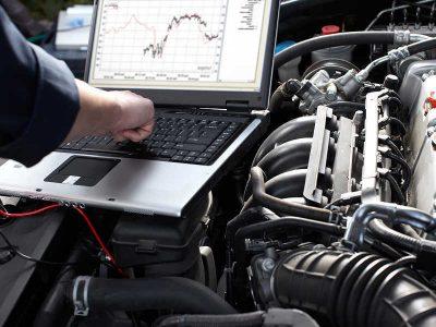 Компьютерная диагностика двигателя Citroen