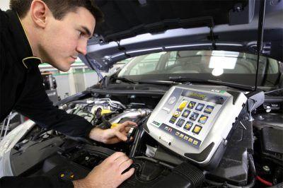Компьютерная диагностика систем автомобиля Aston Martin