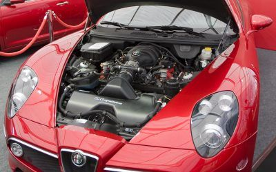 Ремонт гибридных двигателей Alfa Romeo