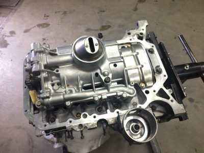 Ремонт двигателя Acura